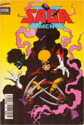 X-Men/X-Men Saga (Semic) -18- X-Men 18