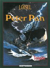 Peter Pan (Loisel) -3b08- Tempête
