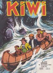 Kiwi -295- Dépêche urgente