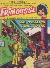 Frimousse -135- Le temps des amis