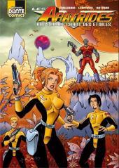Les apatrides (Dante Comics) -1- Au premier chant des étoiles