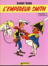 Lucky Luke -45a80- L'empereur Smith