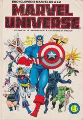 Marvel Universe (LUG) -1- Abomination - Champions of Xandar