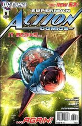 Action Comics (2011) -5- Rocket song