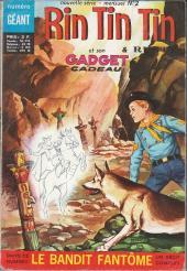 Rin Tin Tin & Rusty (2e série) -2- Le bandit fantôme