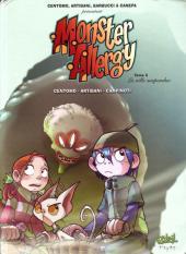 Monster Allergy -4a05- La ville suspendue