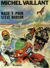 Michel Vaillant -14d1984- Mach 1 pour Steve Warson