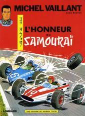 Michel Vaillant -10d1981- L'honneur du Samouraï