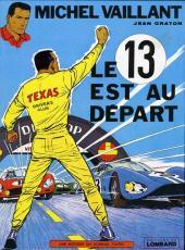 Michel Vaillant -5c1978- Le 13 est au départ