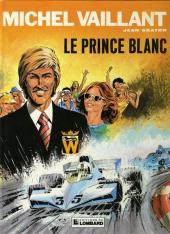 Michel Vaillant -32a1983- Le prince blanc