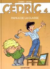 Cédric -4c04- Papa a de la classe