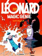 Léonard -32- Magic Génie
