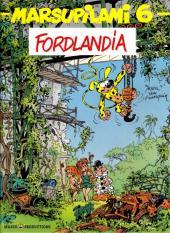 Marsupilami -6b- Fordlandia