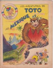 Toto (Les aventures de) - Toto au Mexique