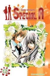 Special A -17- Tome 17
