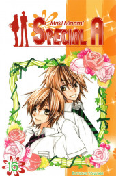 Special A -16- Tome 16