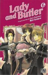 Lady and Butler -6- Tome 6