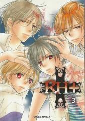 Rh+ -3- Tome 3