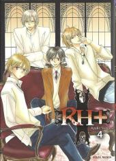 Rh+ -4- Tome 4