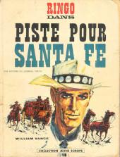 Ringo (Vance) -1- Piste pour Santa Fe