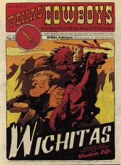 Texas Cowboys -4MR3848- Wichitas