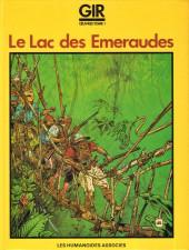 Gir œuvres -1- Le lac des émeraudes