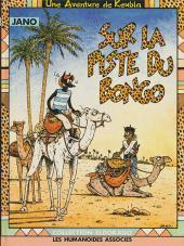 Keubla -1- Sur la piste du bongo