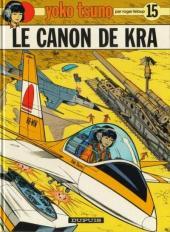 Yoko Tsuno -15a92- Le canon de Kra