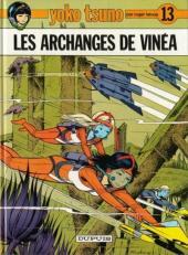 Yoko Tsuno -13Pub- Les archanges de Vinéa
