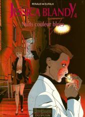 Jessica Blandy -4HC- Nuits couleur blues