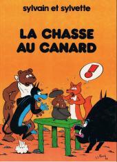 Sylvain et Sylvette -2FL- La Chasse au canard