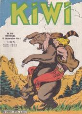 Kiwi -319- Aussi dur que le roc