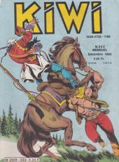 Kiwi -332- Les quinze flèches...