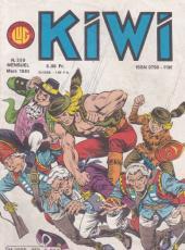 Kiwi -359- L'école des espions !