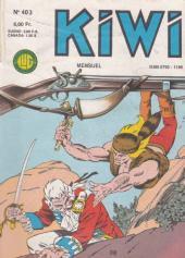 Kiwi -403- Les faux trappeurs