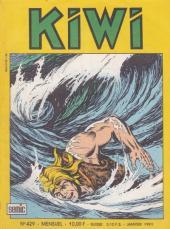 Kiwi -429- Le mystère du Lafayette