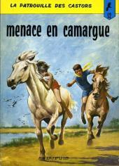 La patrouille des Castors -12a78- Menace en Camargue