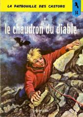 La patrouille des Castors -14a74- Le chaudron du diable