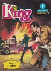 King (Arédit - 1re série) -2- King et les otages