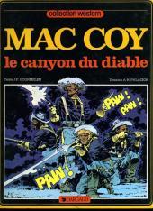 Mac Coy -9b- Le canyon du diable