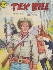Tex Bill -7- La piste de San-Antonio