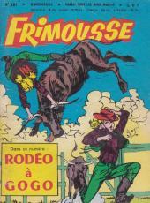 Frimousse -181- Rodéo à gogo