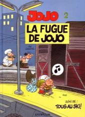 Jojo (Geerts) -2a2004- La fugue de Jojo