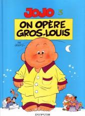 Jojo (Geerts) -3a2007- On opère Gros-Louis