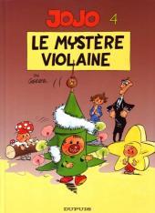 Jojo (Geerts) -4b06- Le mystère Violaine
