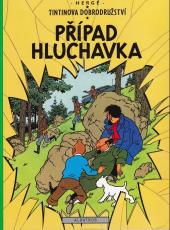 Tintin (en langues étrangères) -18Tchèque- Případ Hluchavka