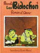 Les bidochon -1a1988- Roman d'amour