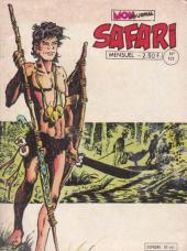Safari (Mon Journal) -131- Une sombre intrigue