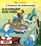 Schtroumpfs (3 histoires de) -13HC- Le Schtroumpf sous-marin + Le Schtroumpf puant