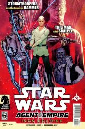 Star Wars: Agent Of The Empire - Iron Eclipse (2011) -1- Iron Eclipse part 1